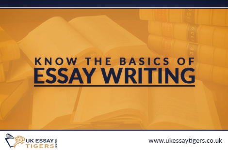 Know The Basics Of Essay Writing